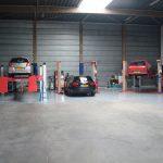 auto-werkplaats
